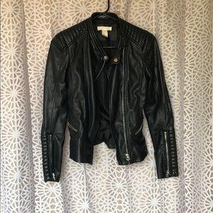 H&M Jackets & Coats - Faux leather jacket